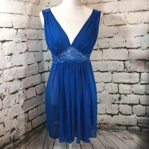 In Bloom by Jonquil Cobalt Blue Teddy